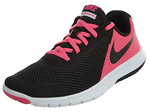 Nike Girl's Flex Experience 5 (GS) Running Shoe (5 Big Kid M, Pink