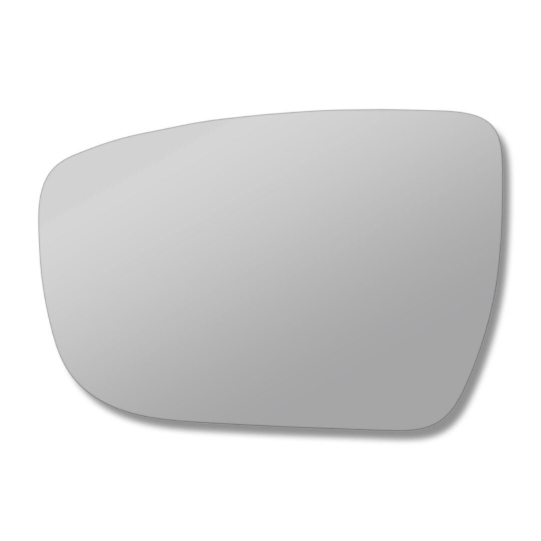 Right hand driver side for Nissan Juke 2014-2016 convex wing door mirror glass