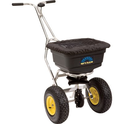 Spyker Pro Series Broadcast Spreader - 50-Lb. Capacity, Model# S40-5020
