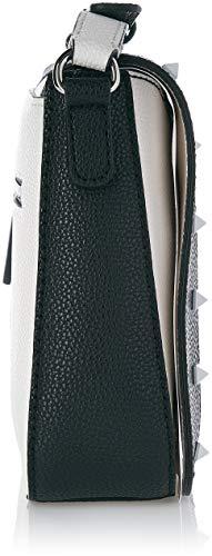 tracolla X bianco donna Cm Kamryn nero Borse a Guess 25 w H Multicolor per L 5x19x6 SUw1qx