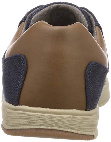 Azul Isle Lace De Step navy Para Derby Clarks Hombre Cordones Zapatos z5RPwSwxq