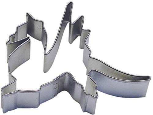 Dragon Dinosaur 4'' Cookie Cutter