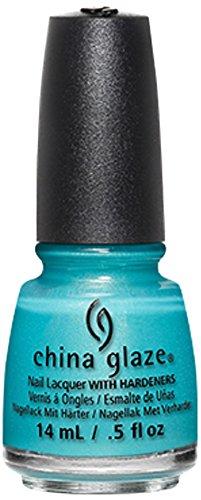 China Glaze Nail Polish, What I Like About Blue, 0.5 Fluid Ounce ()