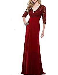 Amazon.com: Red - Mother of the Bride / Wedding Party: Clothing ...