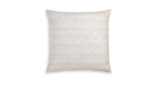 Details about  /Hotel Collection EURO Pillow Sham Woodrose Woodgrain PINK E9Y068