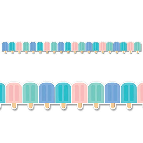 Creative Teaching Press Calm & Cool Ice Pops Border, CTP 8682 ()