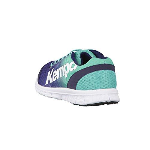 Kempa K-galleggiante Misto Adulte Pallamano Pattini Giada Verde / Blu Crepuscolo
