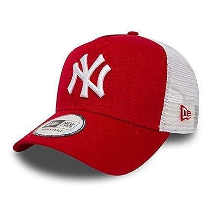 New Era Gorra Béisbol Malla cap en el Bundle con UD PAÑUELO New York Yankees LOS