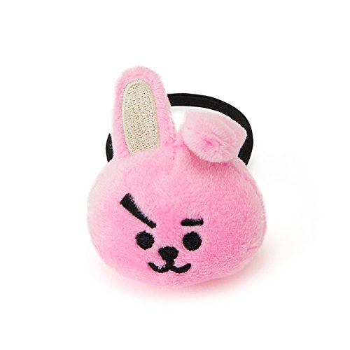 BT21 Cooky Hair Tie One Size Pink