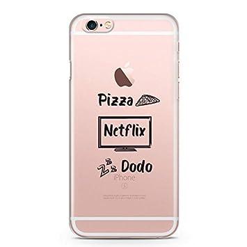 coque pizza iphone 6 plus