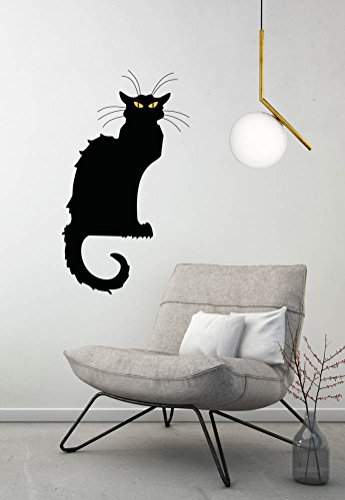 GT Graphics Chat Noir Black Cat - 20