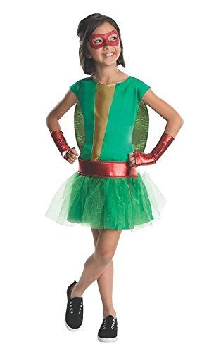 Rubies Teenage Mutant Ninja Turtles Deluxe Raphael Tutu