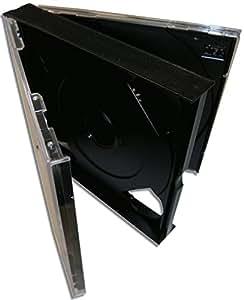 10 Cajas para Triple CD -GRUESAS- / Ref.2082