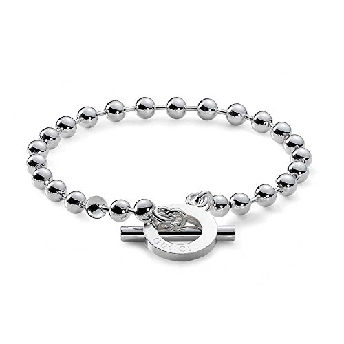 Gucci Bangle Bracelet - Gucci Women's Boule Bracelet Silver 17 cm (6.7 in)