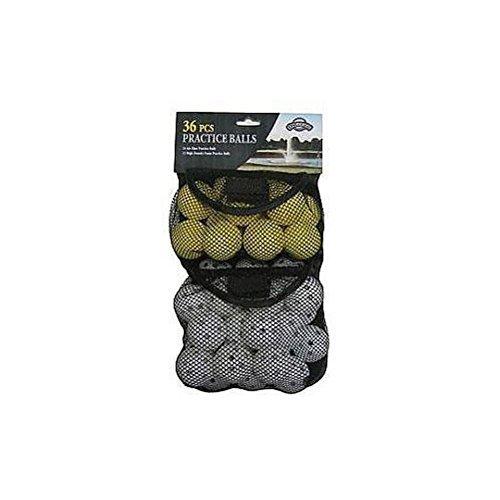 Oncourse Practice Golf Balls - golf balls [並行輸入品] B072Q84G3L