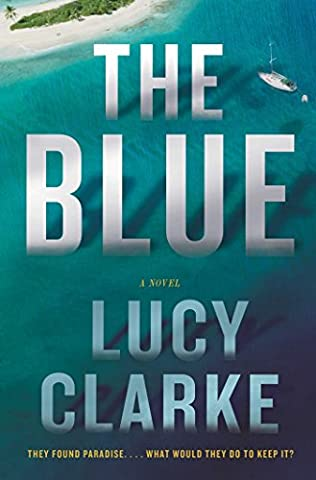 book cover of The Blue