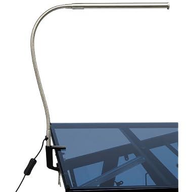 LED Bar Lamp - Silver