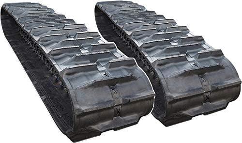 ゴムクローラー 2本セット イセキ HF448G 450*90*50 A コンバイン 井関