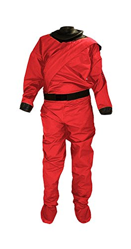 Sobek Drysuit, unisex, red (XX-Large) by Mythic Gear