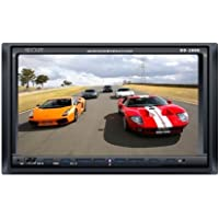 Absolute DD-1000T 7-Inch In-Dash Motorized Double Din Touch Screen System