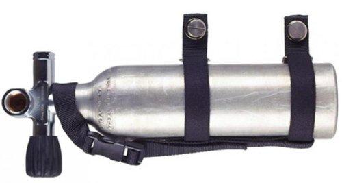 Dive Rite Argon Bottle Mount w/ screws for Technical Scub...