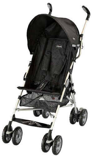 Chicco C6 Stroller, Black