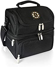 NHL Boston Bruins Pranzo Insulated Lunch Tote with Service for One