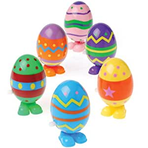 Wind Up Easter Eggs Party Accessory