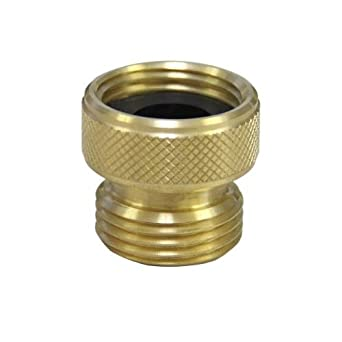 Superior Neoperl 30 0620 5 3/4u0026quot; PCA Garden Hose Adapter, Female 3/