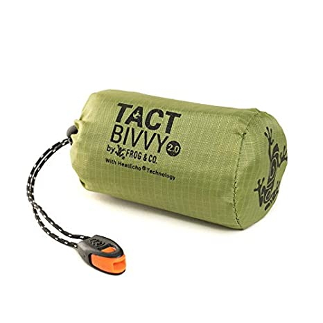 best sneakers eaa52 1a0ce Survival Frog Compact Ultra Waterproof Ultralight Thermal Emergency  Sleeping Bag
