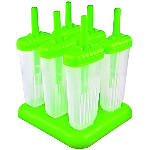 Tovolo Groovy Ice Pop Molds - Green