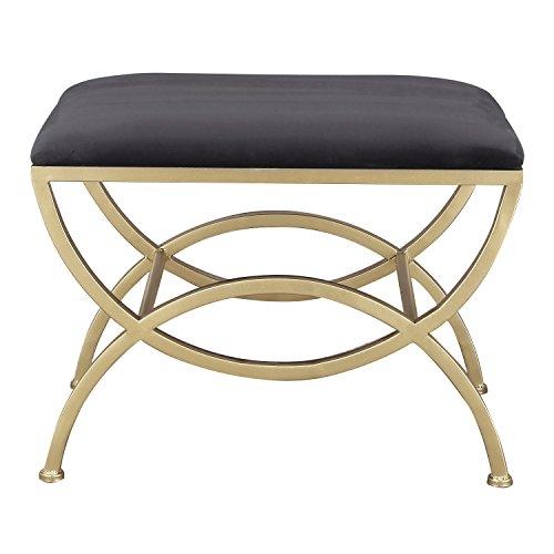 Joveco Luxury Modern Design Dark Chocola - Bedroom Metal Bench Shopping Results