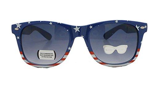 American Wayfarer Sunglasses Stars Glasses