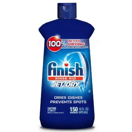 Amazon.com: Finish Jet-Dry Rinse Aid, 40,64 ml, lavavajillas ...