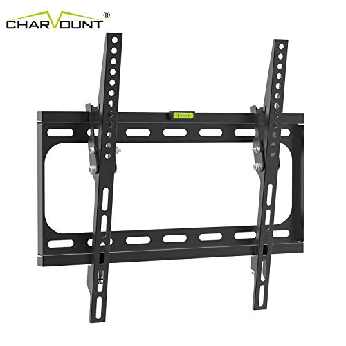 Charmount TV Wall Mount Tilting Bracket for Most 26-55