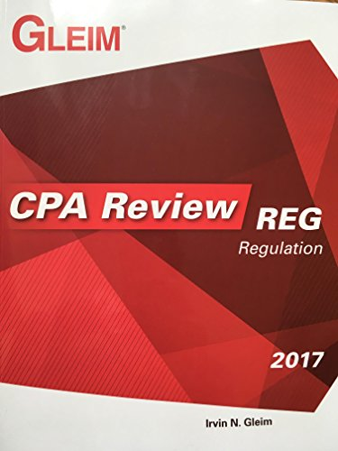 CPA Review: Regulation 2017