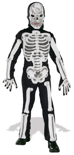 Skeleton Costume, Children's (Cheap Skeleton Costume)