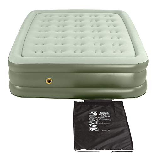 Coleman Air Mattress | Double-High SupportRest Air Bed for Indoor