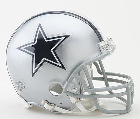 3e09a59e1 Amazon.com: Dallas Cowboys Riddell Mini Helmet: Sports Collectibles