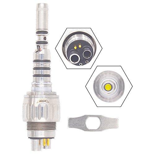 Quick Coupling for Fiber Optic 6 Hole Multiflex LED Hand Tool Set