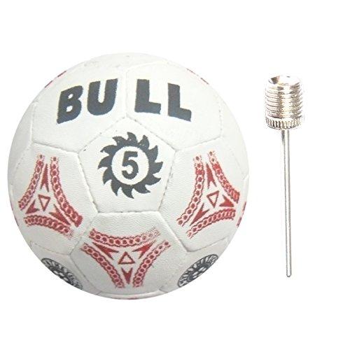 BULL SPORTS Sr. RUBBER FOOTBALL (SIZE 5)