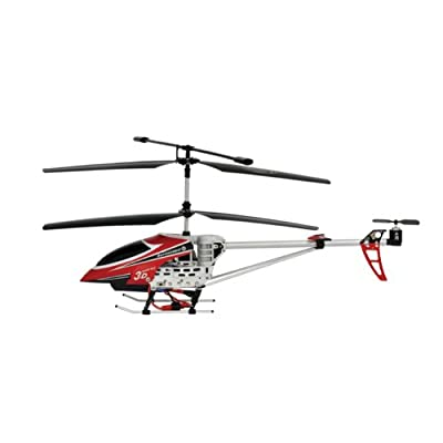 """Radio Road Toys 18"""" Metal Alloy Structure Remote Control Helicopter"""
