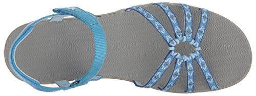W Cltb Outdoor amp; Carmelita Bleu Blue Sandalen Damen Kayenta Sport Teva Oanxv5Oq