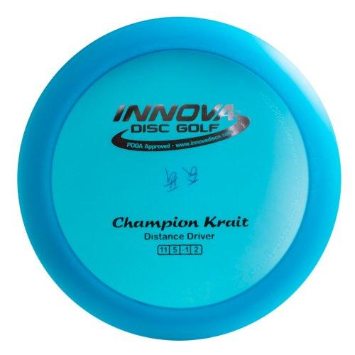 InnovaディスクゴルフチャンピオンマテリアルKrait Vary Golf Disc ( Colors May B00G2BX7B0 Vary 165-169gm ) B00G2BX7B0 様々な色 165-169gm, 摂津市:c7ca9b94 --- sharoshka.org