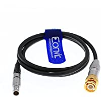 Eonvic Cables- TIME CODE CABLE FOR ARRI ALEXA SOUND DEVICES 5 PINS LEMO TO BNC