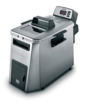 DeLonghi d24527dz 3-pound-capacity de zona doble freidora: Amazon.es: Hogar