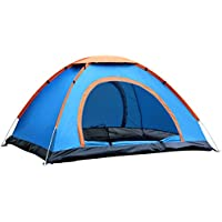 Barrol 2 Person Automatic Pop up Tent/Double Layer...