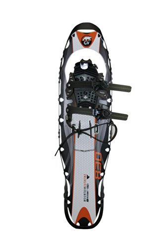 GV Snowshoes Mountain Extreme Snowshoes, 8 x 25-Inch