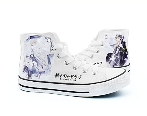 Seraph-Of-The-End-Anime-Canvas-Shoes-Cosplay-Shoes-Sneakers-BlackWhite