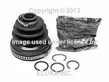 BMW OEM Front Axle Repair Boot Kit for C V Joint Inner Interior E83 E83N X3 2.5